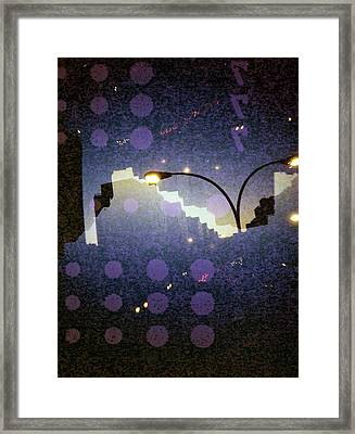 Imperfections IIi Framed Print