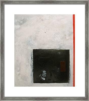 Implication Framed Print by Martel Chapman