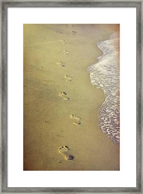 Impression Imprints Framed Print by JAMART Photography