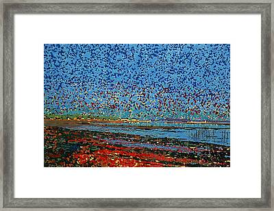 Impression - St. Andrews Framed Print