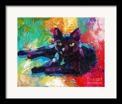 Impressionsm Framed Prints