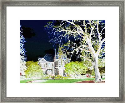 Impressions 9 Framed Print by Will Borden