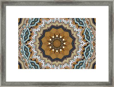 Framed Print featuring the digital art Impressions by Wendy J St Christopher