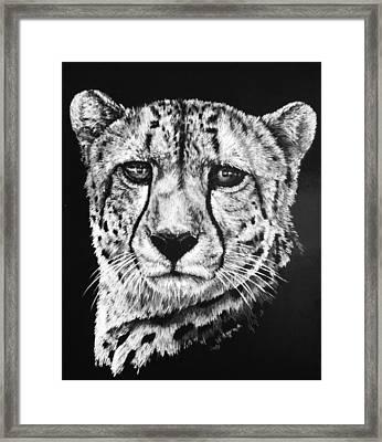 Impressive Framed Print