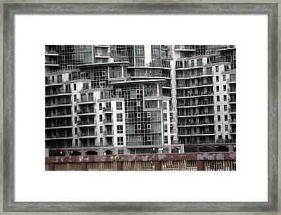 In 20 Years Time Framed Print by Jez C Self
