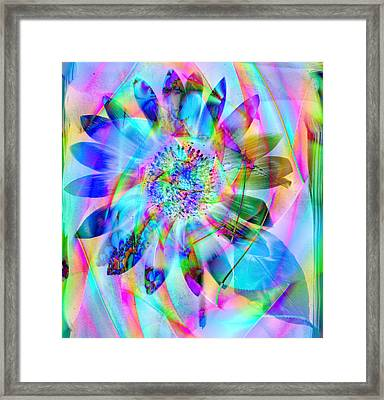 In A Different Light Framed Print