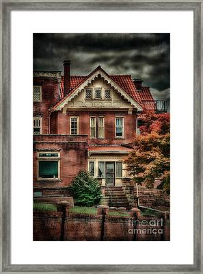 In All Her Glory Framed Print by Lois Bryan