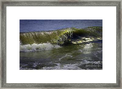 In All My Awesomeness Framed Print