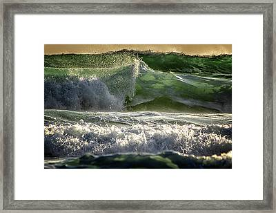 In Between Breaths Framed Print by Stelios Kleanthous