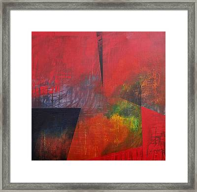 In Between Framed Print by Filomena Booth