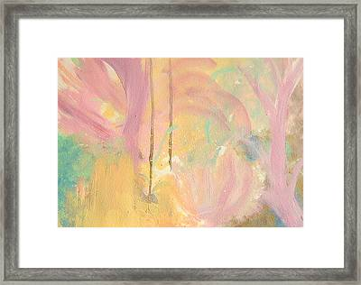 In Bloom Framed Print by Helene Henderson