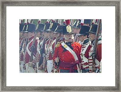 In Command Framed Print by JT Lewis