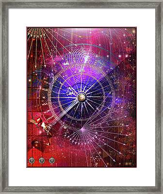 In Control Framed Print