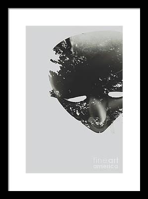 Personal Development Framed Prints