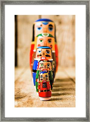 In Figurative Scale Framed Print by Jorgo Photography - Wall Art Gallery