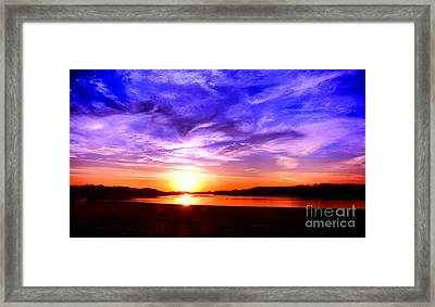 In Florence Framed Print by Olivier Le Queinec