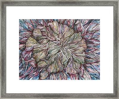 In Focus Framed Print