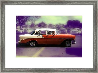 In Havana... Framed Print