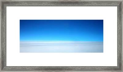 In Heaven ... Framed Print by Juergen Weiss