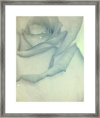 In Heavenly Cloud Framed Print