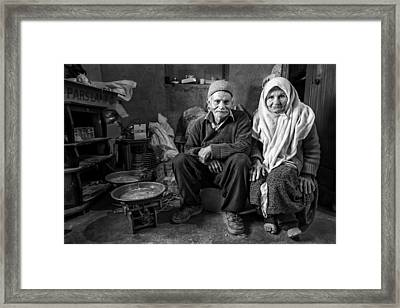 In House Framed Print by Mohammadreza Momeni