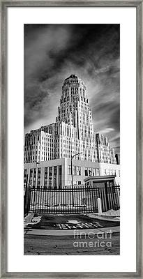 In It's Shadow Framed Print by Chuck Alaimo