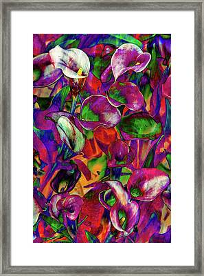 In Living Color Framed Print