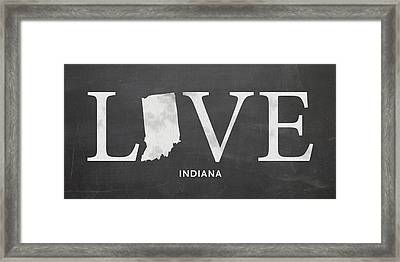 In Love Framed Print by Nancy Ingersoll