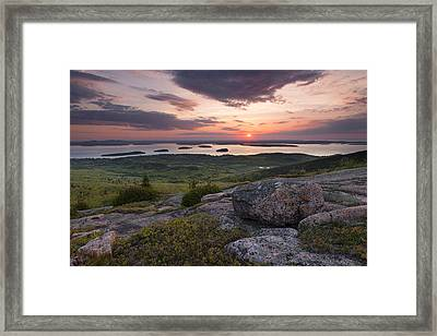 Framed Print featuring the photograph In Memoriam by Patrick Downey