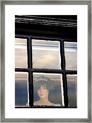 In My Tower Framed Print by Jez C Self
