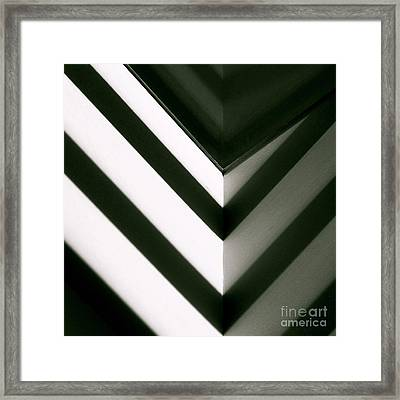 In Or Out Framed Print