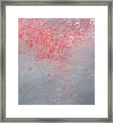 In Order To Put The Mind Back Together Framed Print by Mike Bullas