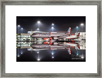 In Retrospect Framed Print