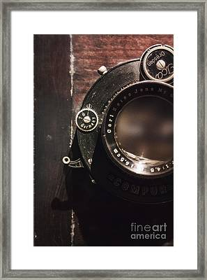 In The Beginning Framed Print by Margie Hurwich