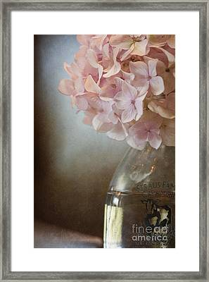 In The Country Framed Print