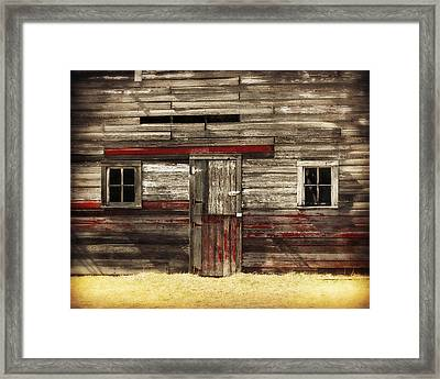 In The Details Framed Print by Julie Hamilton