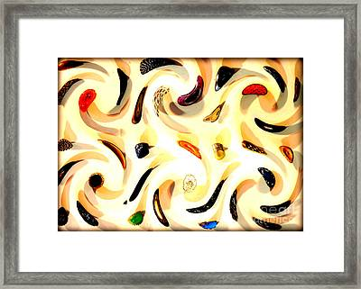 In The Limelight Framed Print by Carol Groenen