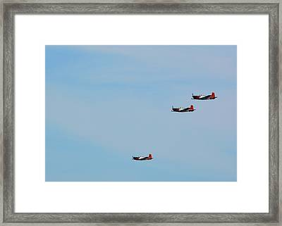 In The Loop Framed Print by JAMART Photography