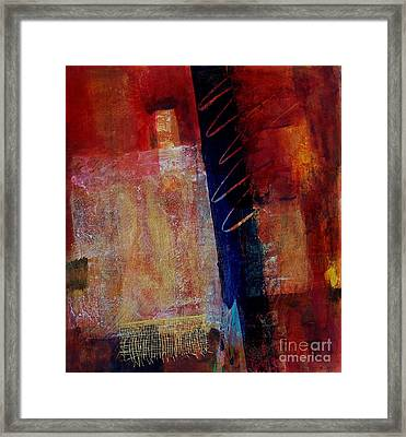 In The Moment 002 Framed Print by Donna Frost