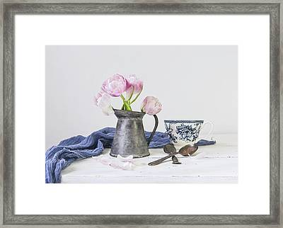 Framed Print featuring the photograph In The Moment by Kim Hojnacki