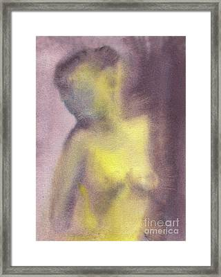 In The Morning Light Framed Print by Michal Boubin