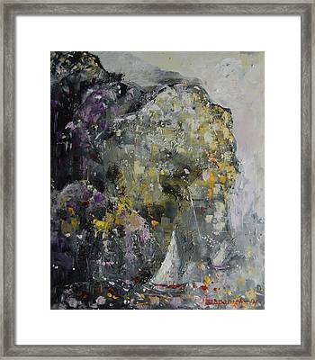 In The Shelter Of The Wind Framed Print by Sari Haapaniemi