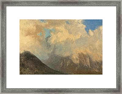 In The Tyrol Framed Print