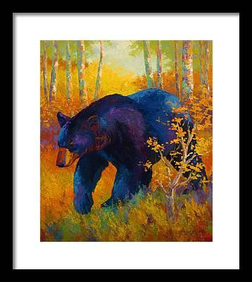 Wild Framed Prints