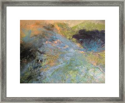 In Tu It Framed Print by Anita Stoll
