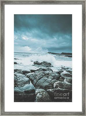 In Wake Of Storms Framed Print by Jorgo Photography - Wall Art Gallery