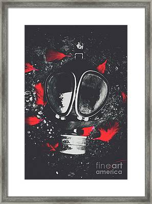In Wars Wraith Framed Print