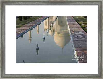 In Water Framed Print