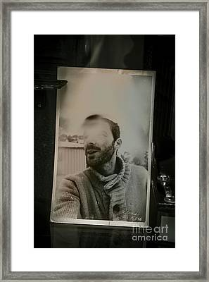 In Winters Past Framed Print