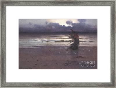 Incantation  Framed Print